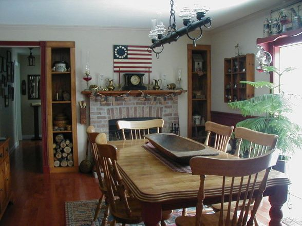 17 Best Ideas About Christmas Dining Rooms On Pinterest: Best 25+ Primitive Dining Rooms Ideas On Pinterest
