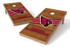 Arizona Cardinals Single Cornhole Board - Logo