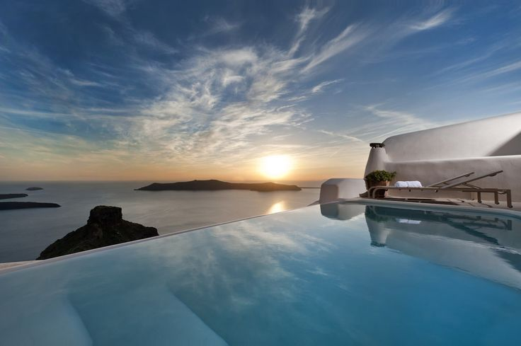 21 Breathtaking Hotels You Must Stay in Before You Die | Kapari Natural Resort, Greece