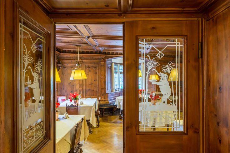 Южный Тироль, Трентино — Альто-Адидже, Италия Ресторан Отеля Elephant Брессаноне  #италия #путешествия #отели #отели_в_италии #отдых_в_италии #туризм #блог #италия_отели