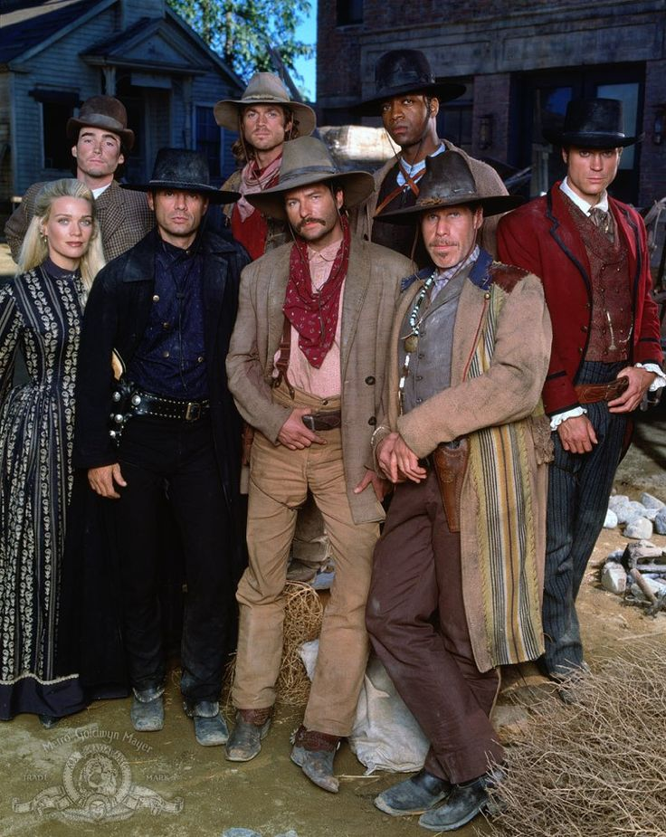 The Magnificent Seven (1998-2000)