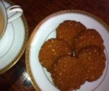 Recipe Chantal's Anzac Biscuits - Recipe of category Baking - sweet