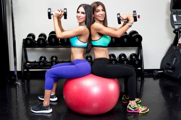 Instagram star Jen Selter on how she whipped her mom into shape
