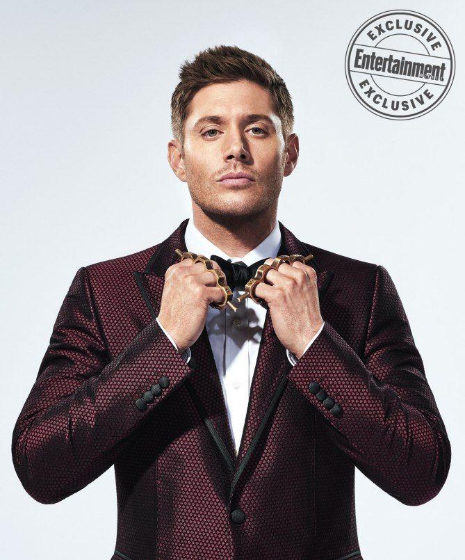 Supernatural: Jensen Ackles, Jared Padalecki, Misha Collins suit up in exclusive photos