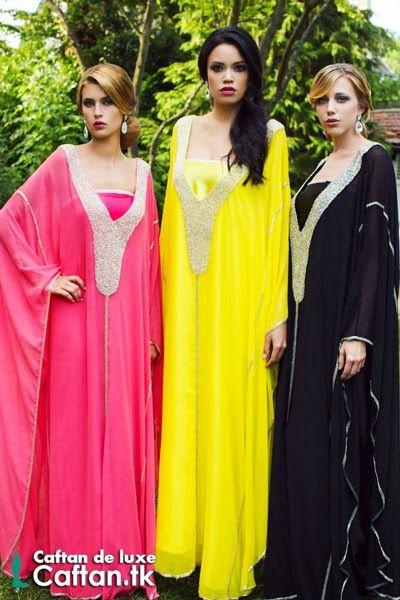 Caftan 2014, Robe Marocaine, Imprimés Africains, Gandoura, Coupe, La Mode,  Haute Couture, La Mode Arabe, Pas Cher