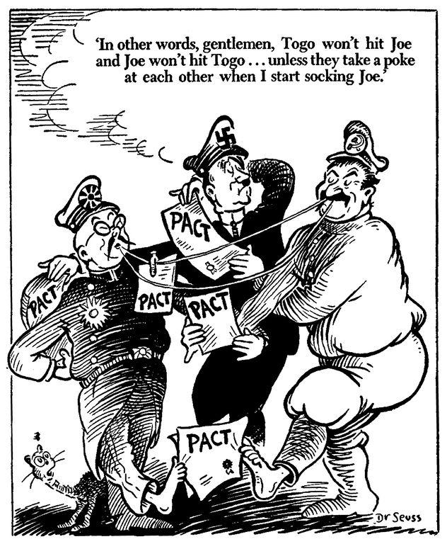 Humor Satire: 90 Best Images About Dr. Seuss Political Satire Cartoon
