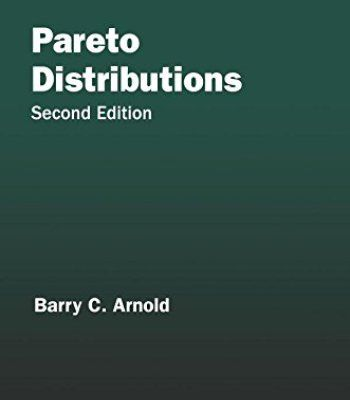 Pareto Distributions Second Edition PDF
