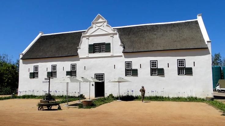 Wine Tasting in Darling - South Africa | Groote Post Wine Estate