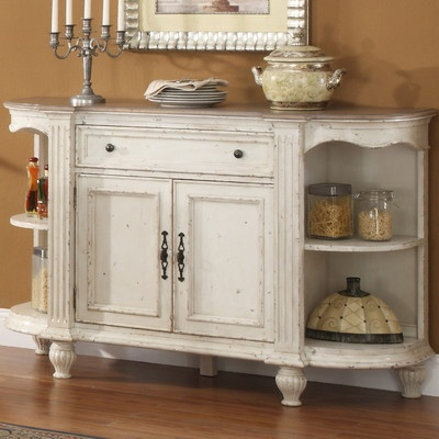 Riverside Furniture Coventry Two Tone Server 98550 Good Seller Great Reviews Dover WhiteDining Room