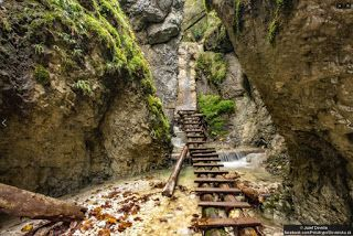 magas-tatra.info: A Szlovák Paradicsom legszebb túrái – Kyseľ-völgy
