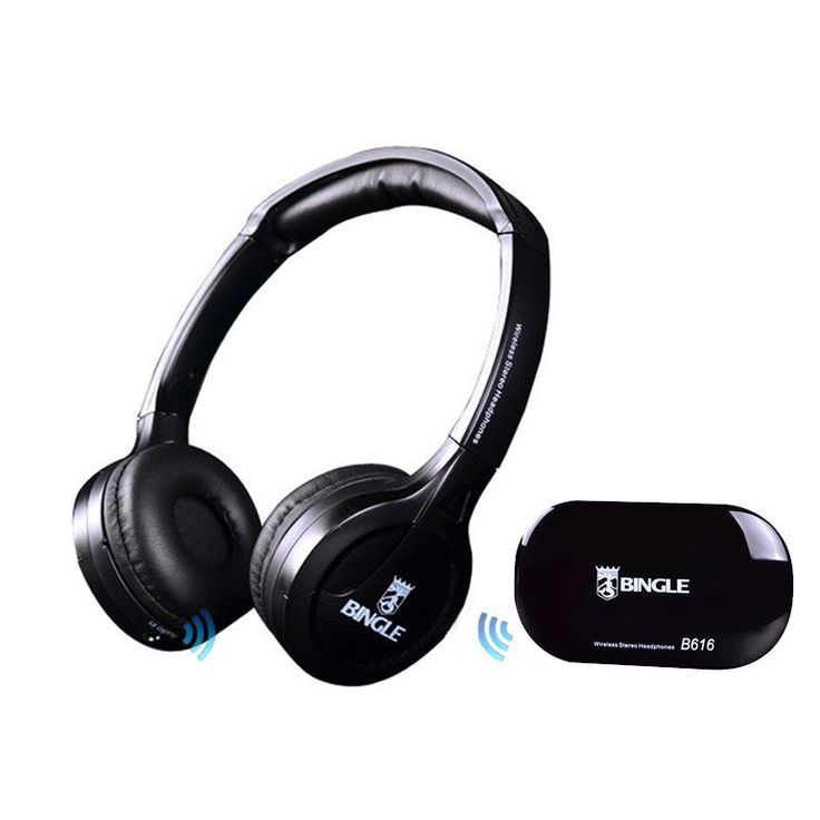 Original Genuine Bingle B616 headset game headphone Wireless fone de ouvido auriculares with mic earphones for computer TV Radio - shop onlineFeatures: • 1. Wireless TV connection, the effective distance is 20 meters to 30 meters. • 2. Wire connect 3.5MM