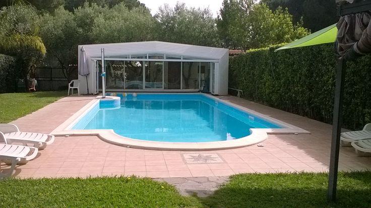 Villa di GUALTIERO ORFEI a Casalpalocco