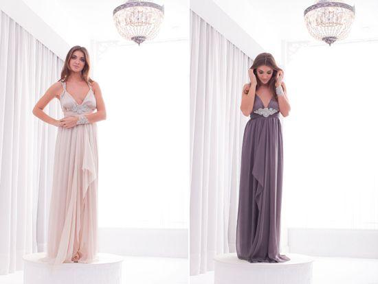 Anna Campbell Bridesmaids Luxe Collection