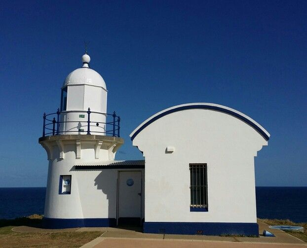 Tacking Point Lighthouse ,Port Macquarie NSW.
