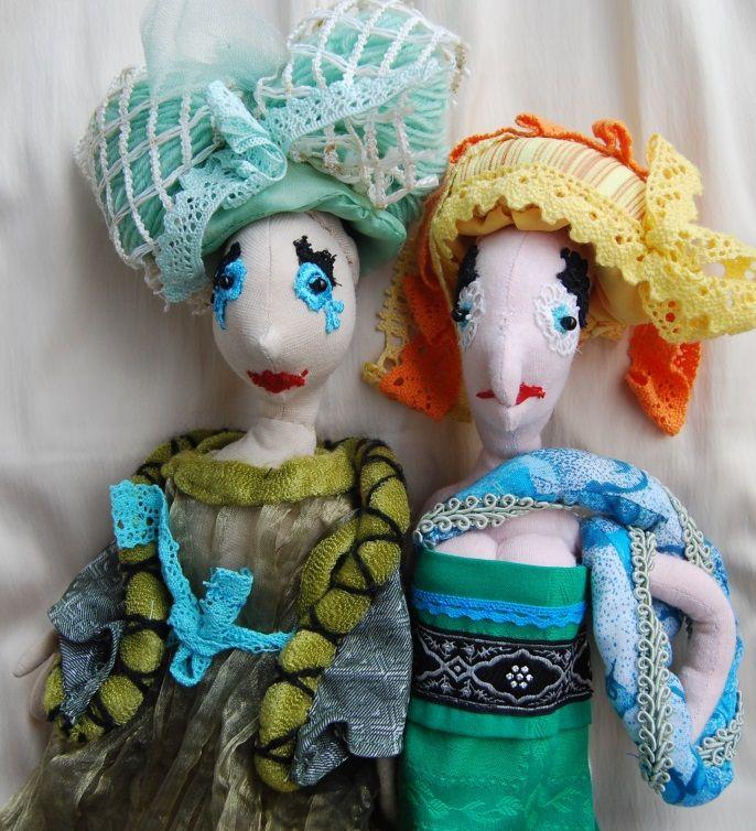 Anya és lánya 2 (Rongyboszi és Leonóra)
