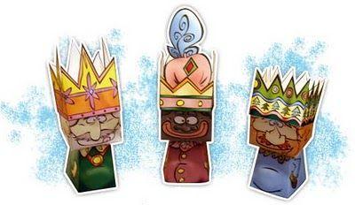Tallita y las clases de religión: MANUALIDADES: Los Recort, Manualidades Recort, Three King, Three, Of The, Mago Para, King, Print, Wise Man