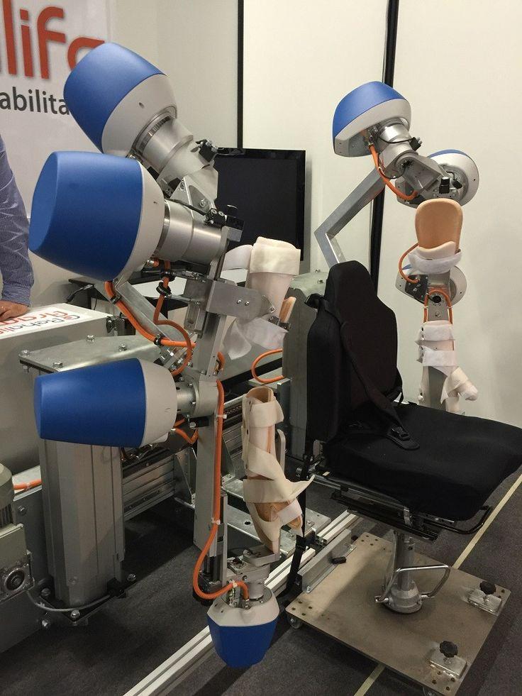 Aramis Robotic Rehabilitation System