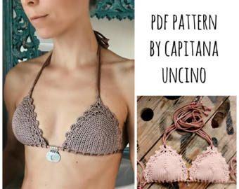PDF-file for Crochet PATTERN Lorelei Crochet por CapitanaUncino