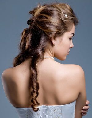 how to style hair for a wedding hairstyle picture hairstyle 2013 6480
