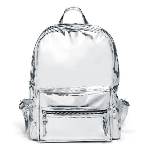Eddie Borgo for Target Backpack Silver Mirror