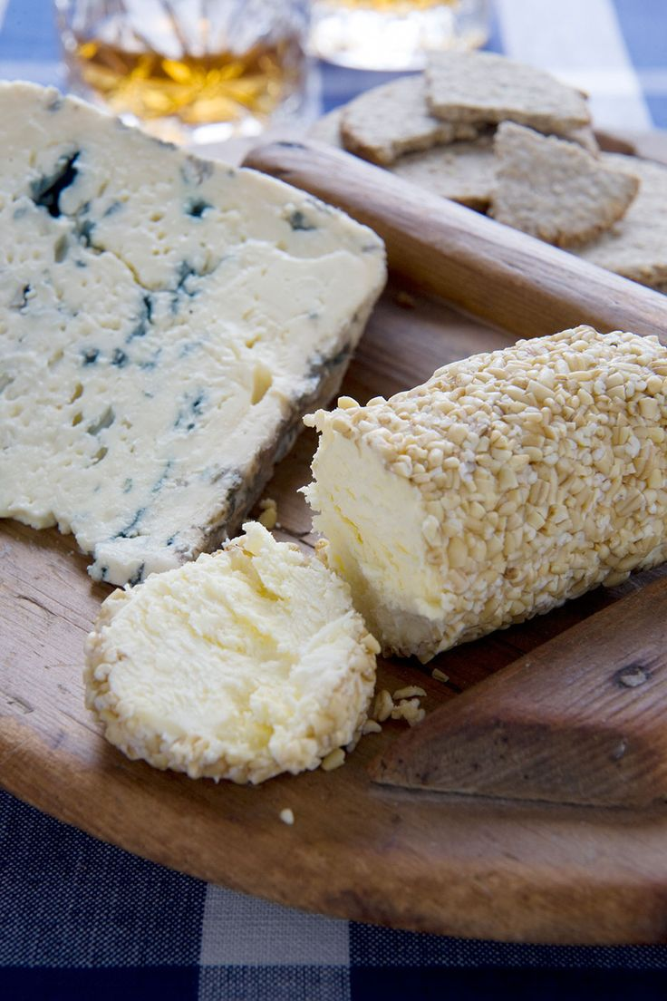 Scotland's climate is well suited to cheese production, and there are dozens of cheese makers across the country.