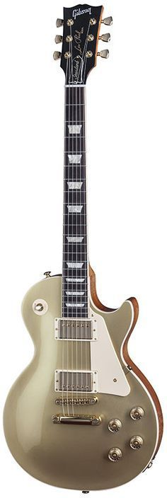 "Gibson 2014 Limited Run ""Les Paul Standard Golden Pearl"""