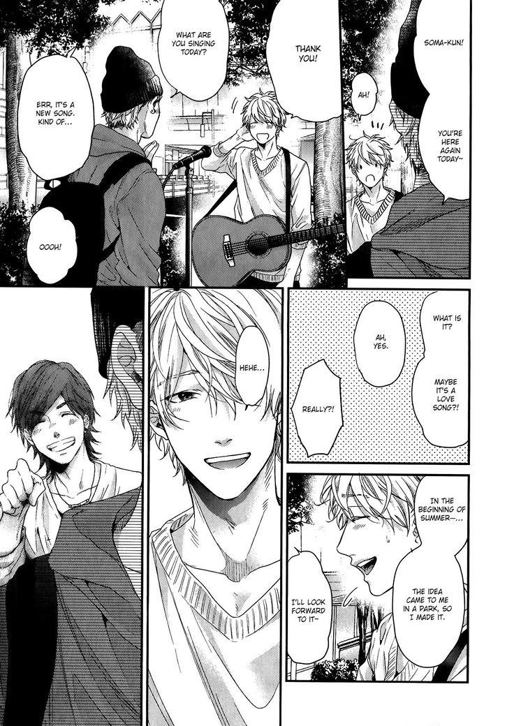 Lonely to organdy Aqui me puse a llorar!! Manga to
