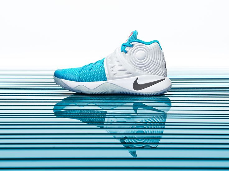 This Kyrie Irving Shoe Is Inspired by the Abominable Snowman: