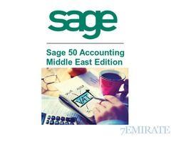 SAGE 50 Middle East 2017 Manage VAT  Rockford Dubai - 043514547