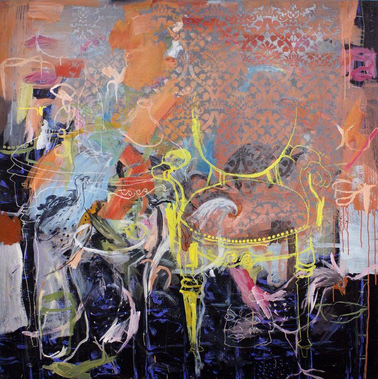 Richard Taittinger Gallery: 154 Ludlow St, New York, NY 10002 Had exhibit with Gopal Dagnogo