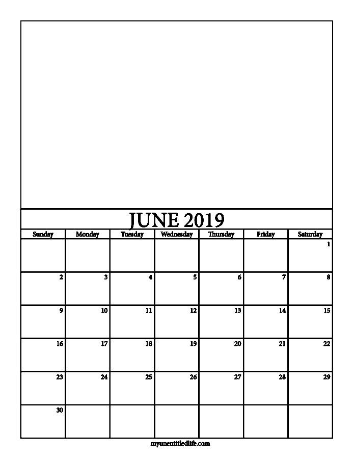 Create Your Own Calendar 2019 2019 decorate your own calendar free printable | Calendar | Kids