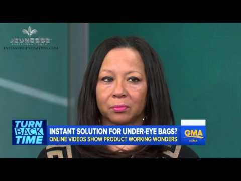 Instantly Ageless Reviews on Good Morning America | Jeunesse Global