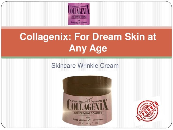 Use the #collagenix #cream daily and watch for stunning results on the face.
