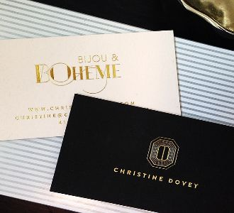 Bijou & Boheme is now Christine Dovey. I think she may be my new favorite designer. All of my favorite design posts have been from her & I didn't know it!