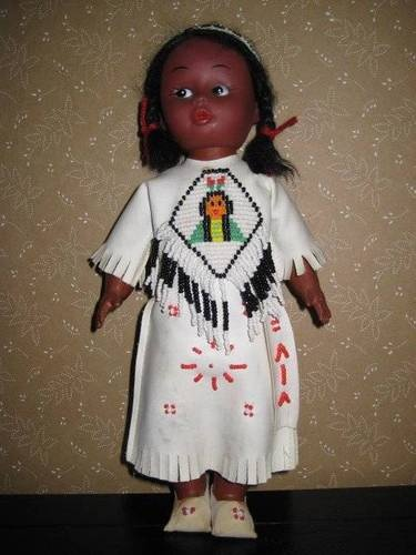 1000 Images About Native American Vintage Dolls On