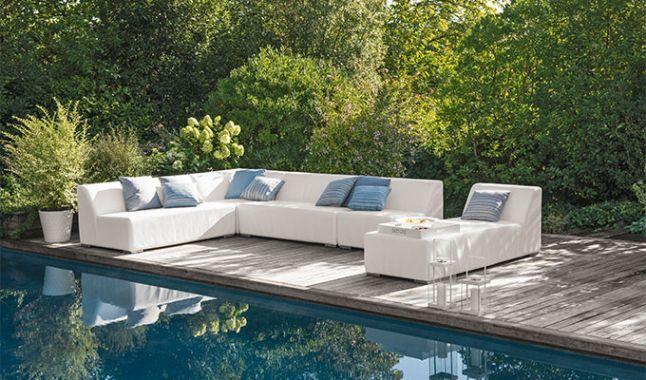 Amenager Un Salon De Jardin Bas Pour S 039 Y Detendre