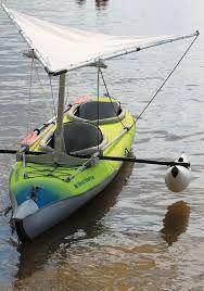 Resultado de imagen para kayak trimaran