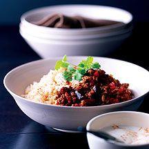 Riz et chili con carne 11pp