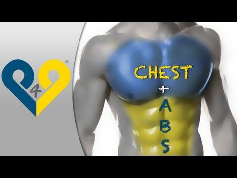 "Chest + Abs MEGA workout ""No music version"" - YouTube"