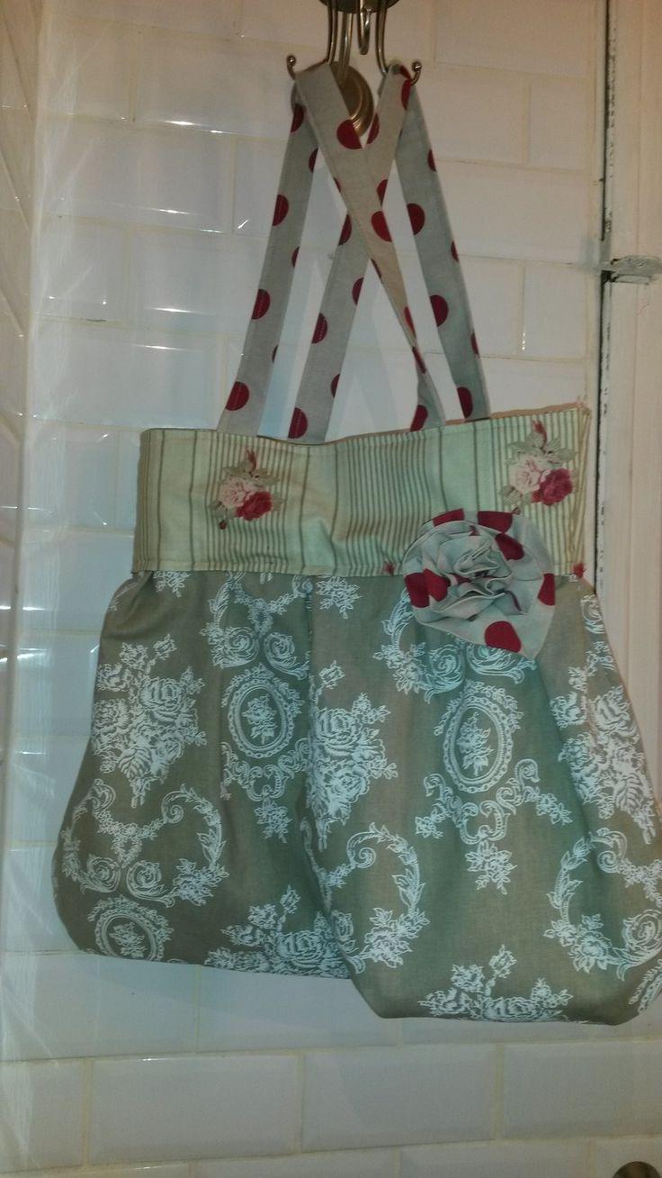 sac de ville élégant : Sacs bandoulière par a-fleur-2-pots
