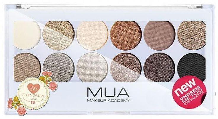 """""""Bestseller Paleta Cieni do Powiek Mua Makeup Academy <3 #paletacieni #muaundressmetoo #makijaż"""""""