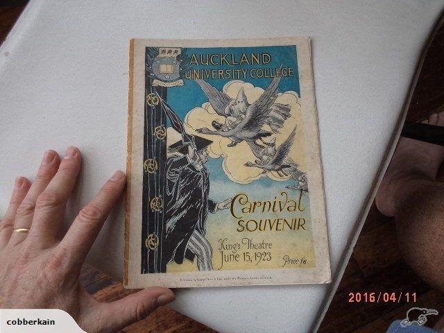 1923 Auckland Uni publication | Trade Me