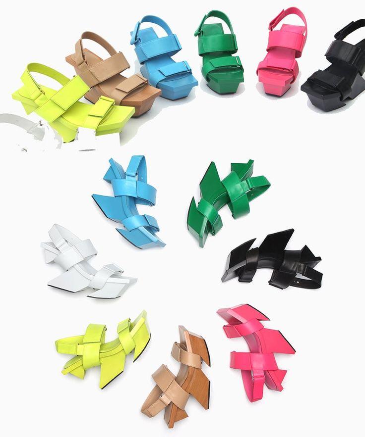 Issey Miyake e United Nude criam coleção de sapatos esculturais e elegantes para a primavera/verão 2017 stylo urbano-1