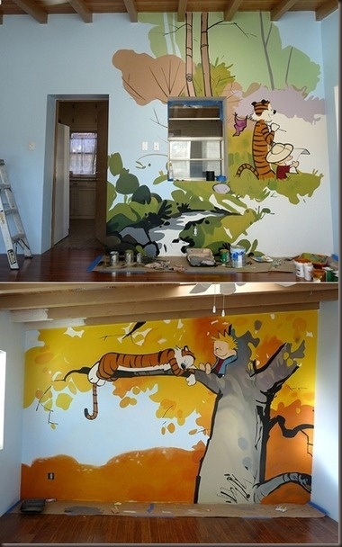 26 best calvin and hobbes room images on pinterest child room rh pinterest com