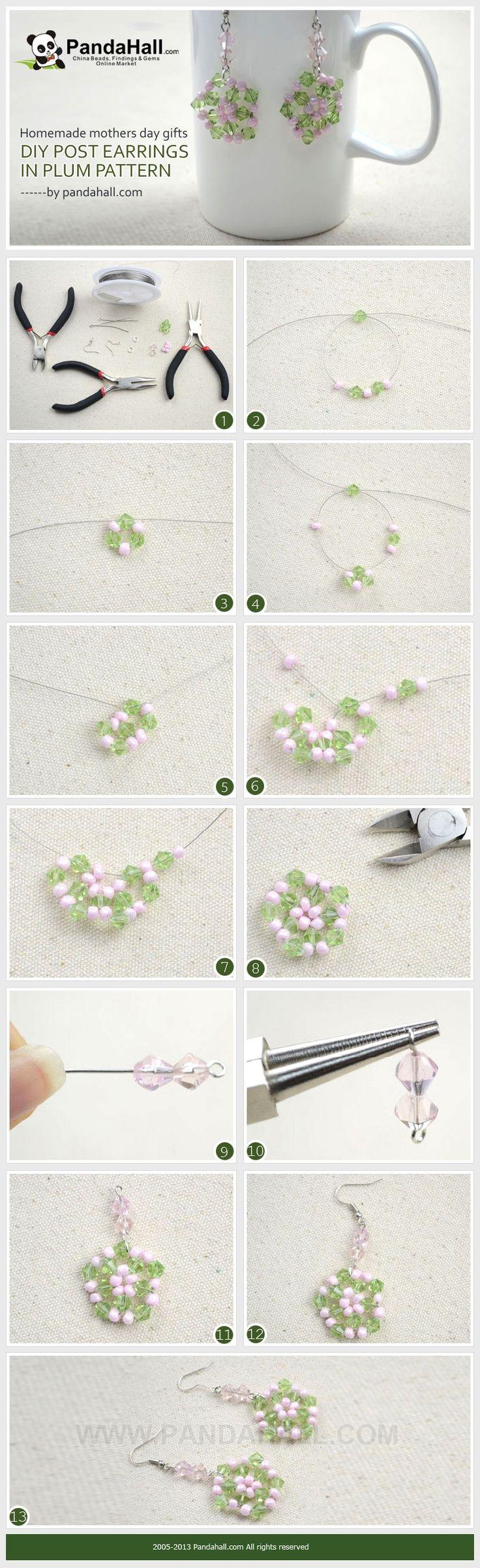 Coucou les filles, Vous voulez faire un atelier DIY ce week-end pour créez des bijoux avec votre fille ou vos copines ? Voici quelques tutos géniaux par PandaHall pour créer...