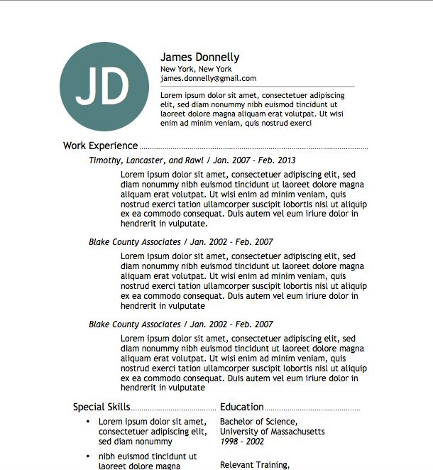 53 best resumes images on Pinterest Microsoft word, Resume - free resume templates in word format