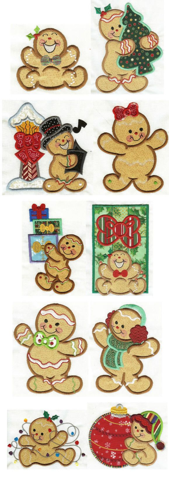 DesignsByJuJu holly jolly gingers