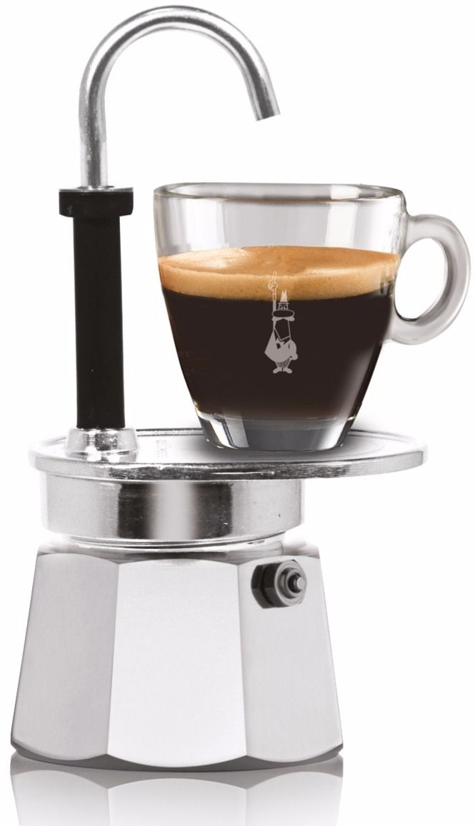 Bialetti Mini Express Stove Top Espresso Maker