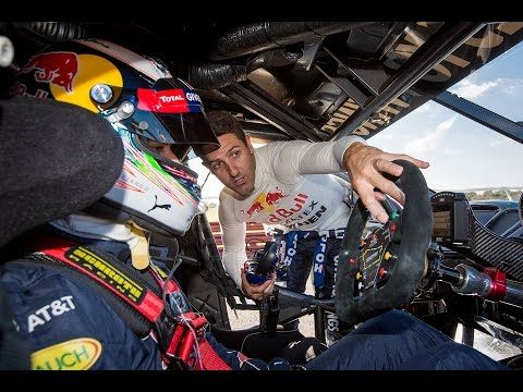 Daniel Ricciardo drives the Triple Eight Project Sandman V8 Supercar - YouTube