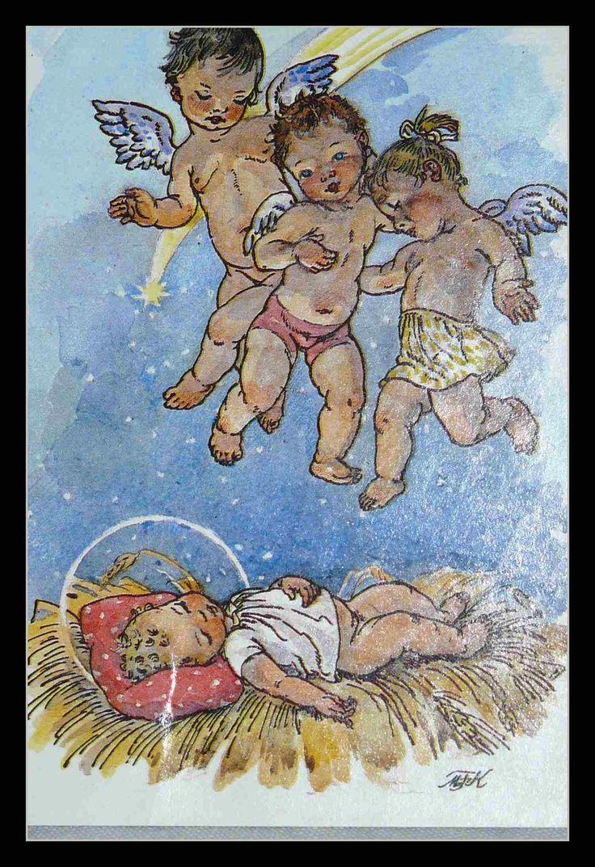 Czech christmas cards